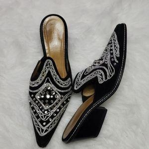 Donald J pliner western gem shoes size 6